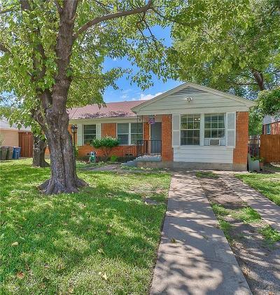 Dallas Single Family Home For Sale: 10353 Newcombe Drive