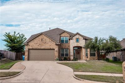 Wylie Single Family Home For Sale: 2106 Fairway Winds Court