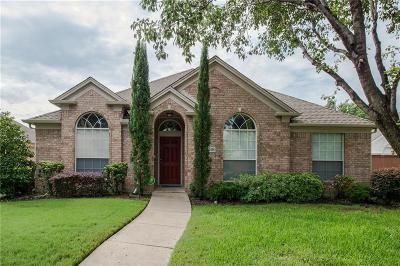 Irving Single Family Home For Sale: 10416 Winners Drive