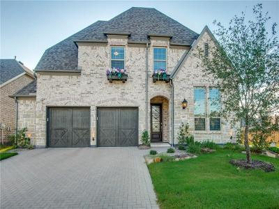Single Family Home For Sale: 8401 Burnley