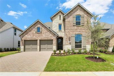 Prosper Single Family Home For Sale: 1640 Trellis Drive