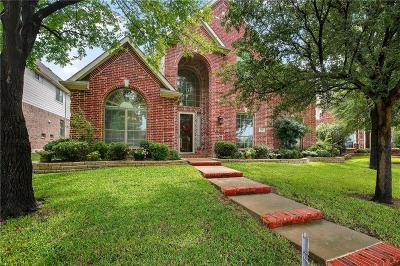 Plano Single Family Home For Sale: 4660 Chapel Creek Drive