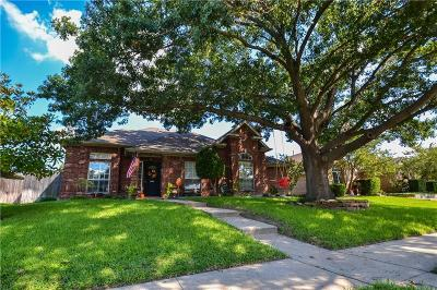 Allen Single Family Home For Sale: 1008 Timberbend Trail