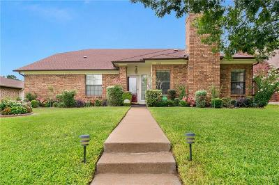 Carrollton Single Family Home For Sale: 1519 Mission Ridge Trail