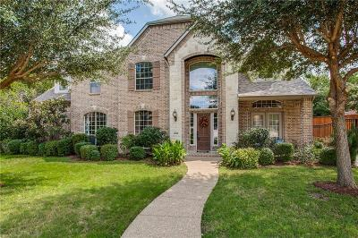 Richardson Single Family Home For Sale: 3312 Callaway Court