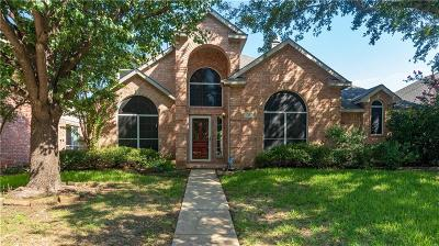 Carrollton Single Family Home Active Kick Out: 1203 Wild Cherry Drive