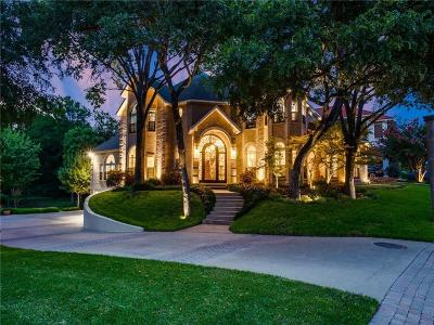 Fort Worth Single Family Home For Sale: 3609 Clubgate Drive