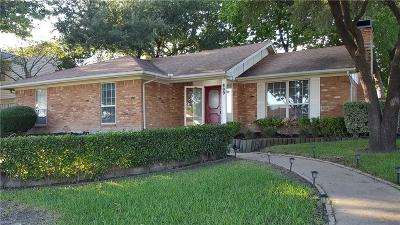 Garland Single Family Home For Sale: 809 Trails Parkway