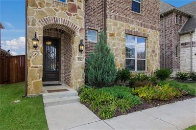 Mckinney Single Family Home For Sale: 3712 Cliffstone Way Way