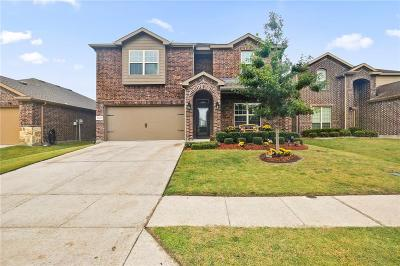 Prosper Single Family Home For Sale: 5660 Coventry Drive