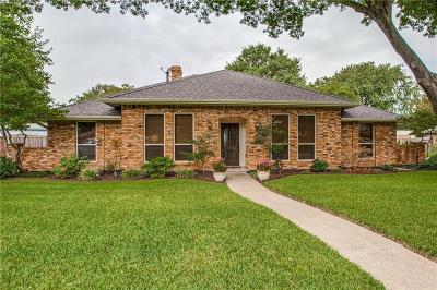 Sachse Single Family Home For Sale: 5209 Dixie Circle