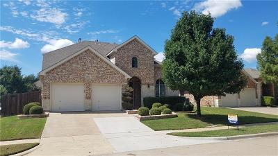Grand Prairie Single Family Home For Sale: 6839 Landing Drive
