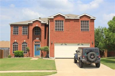 Little Elm Single Family Home For Sale: 2205 Willow Drive