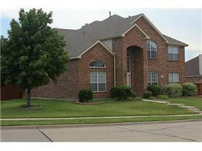 The Colony Residential Lease For Lease: 4028 Pear Ridge Drive