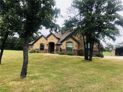 Parker County Single Family Home Active Option Contract: 101 Chloe Court
