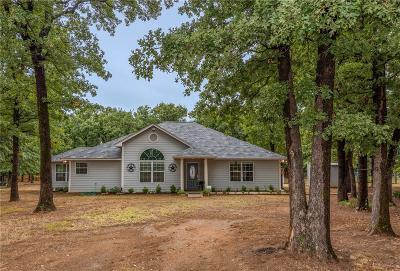 Rhome TX Single Family Home For Sale: $385,000