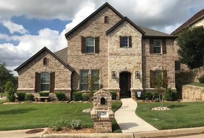 Hurst Single Family Home For Sale: 620 Forest View Court