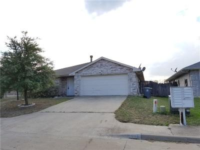 Dallas TX Single Family Home For Sale: $181,900