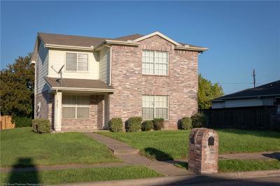 Dallas Single Family Home For Sale: 2703 Clayton Oaks Drive