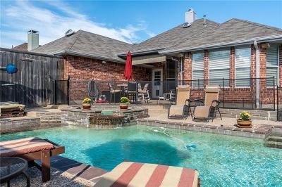 Allen Single Family Home For Sale: 718 Seminole Trail