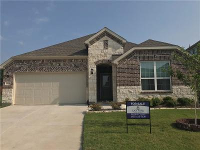 Little Elm Single Family Home For Sale: 2304 Rigging Drive