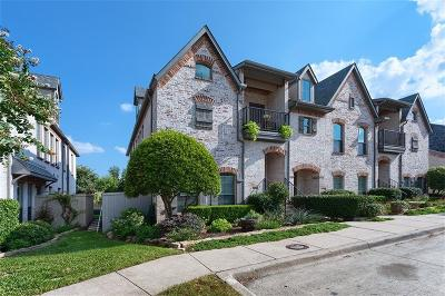 McKinney Townhouse For Sale: 1929 Desoto Drive