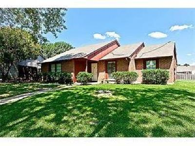 Allen Single Family Home For Sale: 507 Red Oak Street