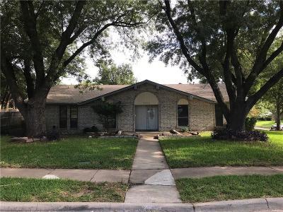 Mesquite Single Family Home For Sale: 2203 Monticello Drive