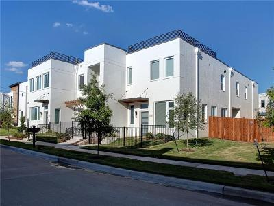 Fort Worth Townhouse For Sale: 325 Templeton Drive