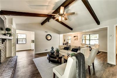 Dallas Single Family Home For Sale: 3566 Royal Lane