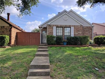 Lewisville Single Family Home For Sale: 240 Teakwood Lane