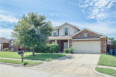 Little Elm Single Family Home For Sale: 2116 Woodhaven Drive