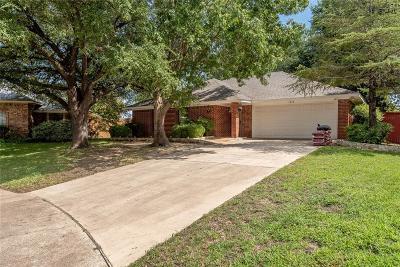 Sachse Single Family Home For Sale: 1518 Eastland Circle