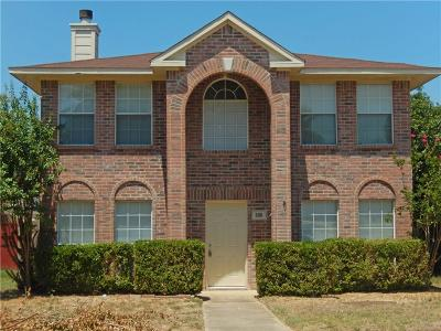 Cedar Hill Residential Lease For Lease: 232 High Pointe Lane