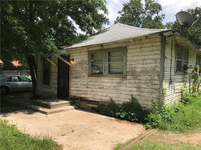 Dallas Single Family Home For Sale: 3619 Cauthorn Drive