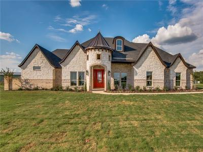Mckinney Single Family Home For Sale: 4245 Waterstone