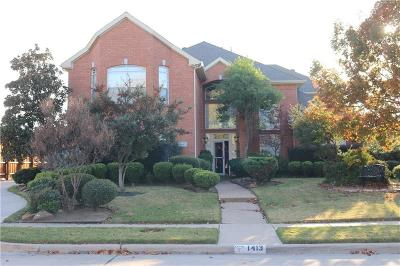 Carrollton  Residential Lease For Lease: 1413 Dimmit Drive