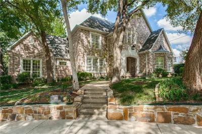 Richardson Single Family Home For Sale: 200 Lost Canyon Court