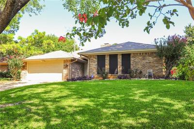 Arlington Single Family Home For Sale: 5905 Spring Hill Court