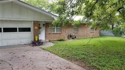 Stephenville Single Family Home For Sale: 265 Meador Lane