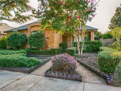 Dallas Single Family Home For Sale: 4228 Winding Way Court