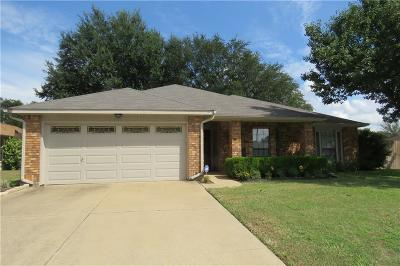 Watauga Single Family Home For Sale: 7000 Fall Creek Court