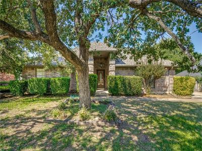 Kennedale Single Family Home For Sale: 607 Hillside Drive