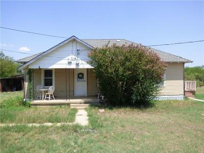 Eastland Single Family Home For Sale: 1601 W Main Street