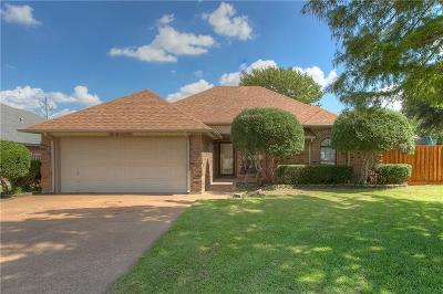 Arlington Single Family Home For Sale: 6611 Darcy Lane