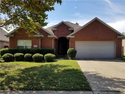 Mesquite Single Family Home For Sale: 4733 Monarch Drive