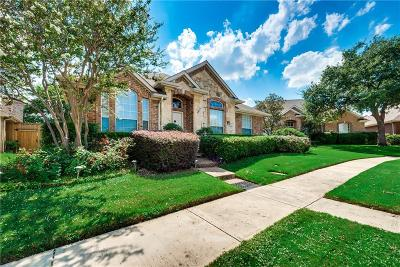Irving Single Family Home Active Option Contract: 118 Stonecreek Drive