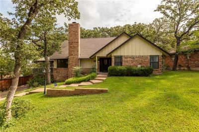 Fort Worth Single Family Home For Sale: 1505 Cienegas Circle