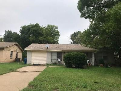 Dallas Single Family Home For Sale: 761 Ivywood Drive