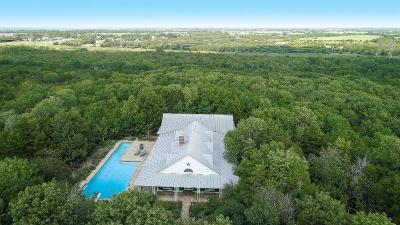 Rockwall Single Family Home For Sale: 12101 Dark Hollow Road